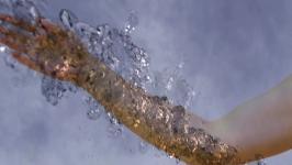 Nataša Prosenc Stearns - Vodna rokavica