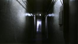 Hotelski dnevnk: Hodnik v tretjem nadstropju