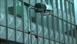 Dynamo Street Lamp