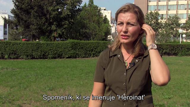 Ana Čigon - Heroinat / Heroines