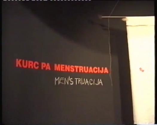 Milena Kosec - Razstava Zastave v Galeriji Kapelica